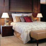цвета в интерьере коричневая спальня