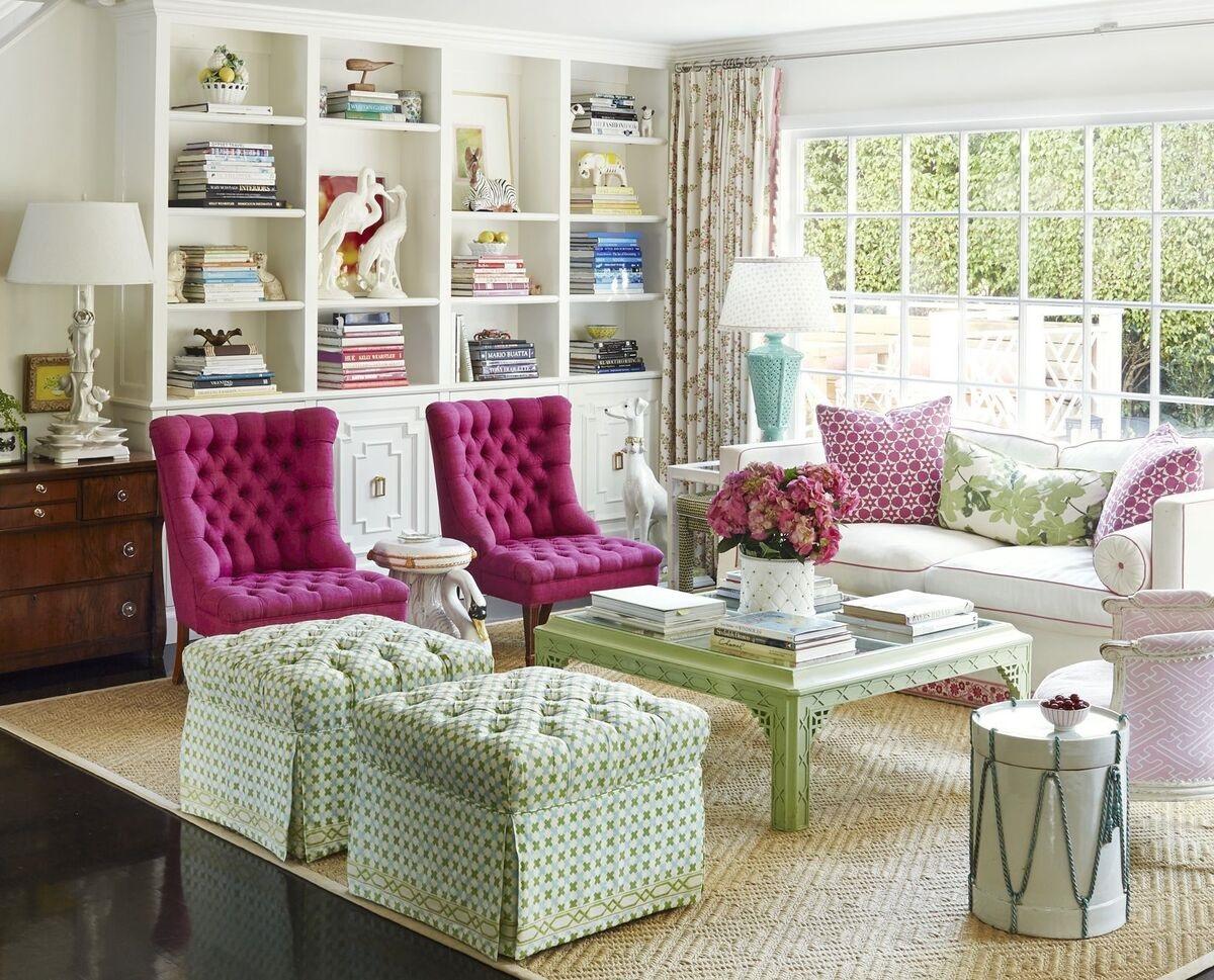 цвета для мебели