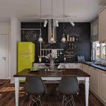советская мебель кухонная