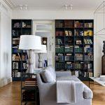 советская мебель книжный шкаф