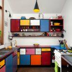 современный кухонный гарнитур фото декор