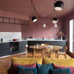 современный кухонный гарнитур фото декора