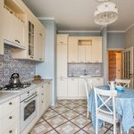 современный кухонный гарнитур идеи интерьер