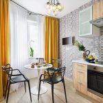 современный кухонный гарнитур идеи