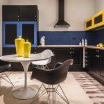 современный кухонный гарнитур идеи оформления