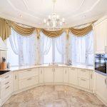 современный кухонный гарнитур варианты фото