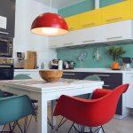 современный кухонный гарнитур идеи вариантов