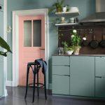 современный кухонный гарнитур виды фото