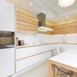 современный кухонный гарнитур виды идеи