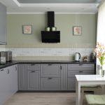 современный кухонный гарнитур идеи виды