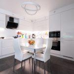современный кухонный гарнитур обзор