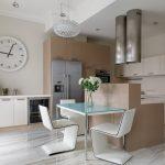 современный кухонный гарнитур виды дизайна