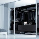 современный шкаф купе интерьер