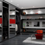 современный шкаф купе идеи интерьера