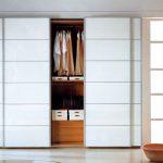 современный шкаф купе виды оформления