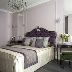 спальня со светлой мебелью идеи варианты