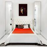 спальня со светлой мебелью виды оформления