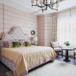 спальня со светлой мебелью фото дизайн