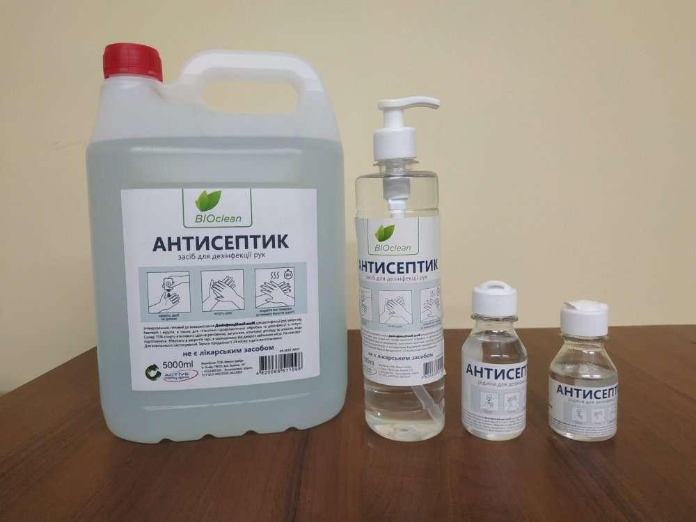 спиртовой антисептик