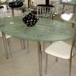 стеклянный стол продать