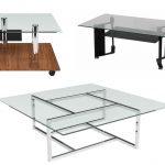 стеклянный стол квадрат