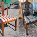 стулья после реставрации дизайн идеи