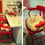 стулья после реставрации декор идеи