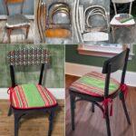 стулья после реставрации идеи декор