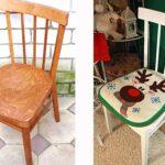 стулья после реставрации обзор идеи