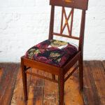 стулья после реставрации фото оформления