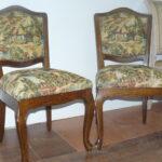 стулья после реставрации