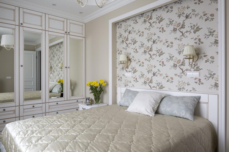 светлая спальня со светлой мебелью фото дизайн