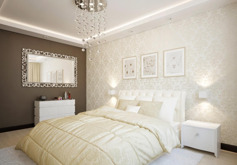 светлая спальня со светлой мебелью идеи дизайна