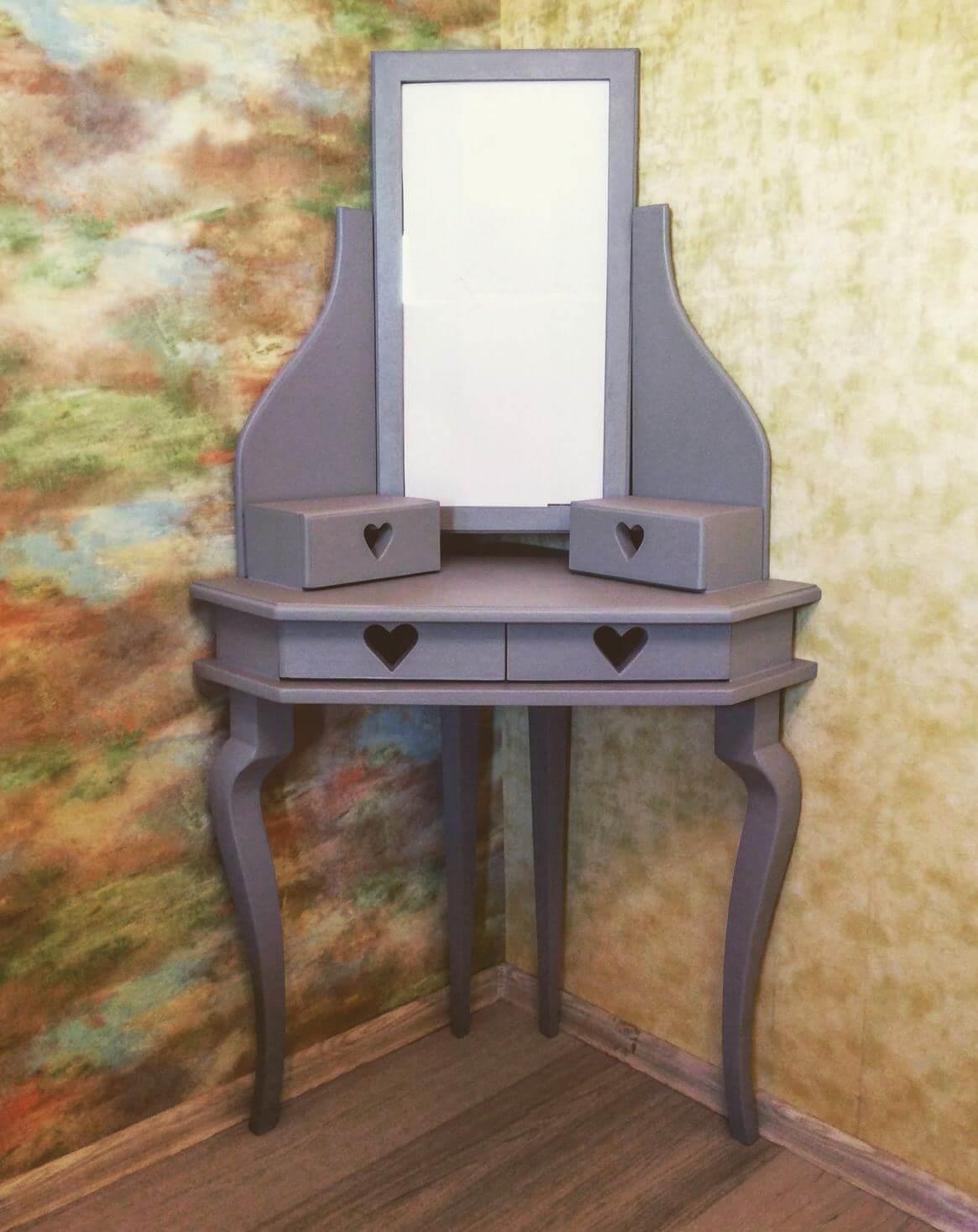 туалетный столик из дсп