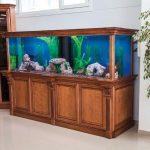 тумба под аквариум оформление