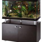 тумба под аквариум черная