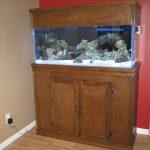 тумба под аквариум классическая