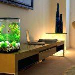 тумба под аквариум маленькая