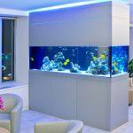 тумба под аквариум современная