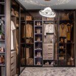 шкаф угловой гардероб