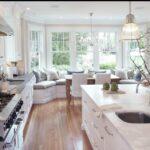 уголок на кухне интерьер фото