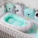 полушки-игрушки для кроватки