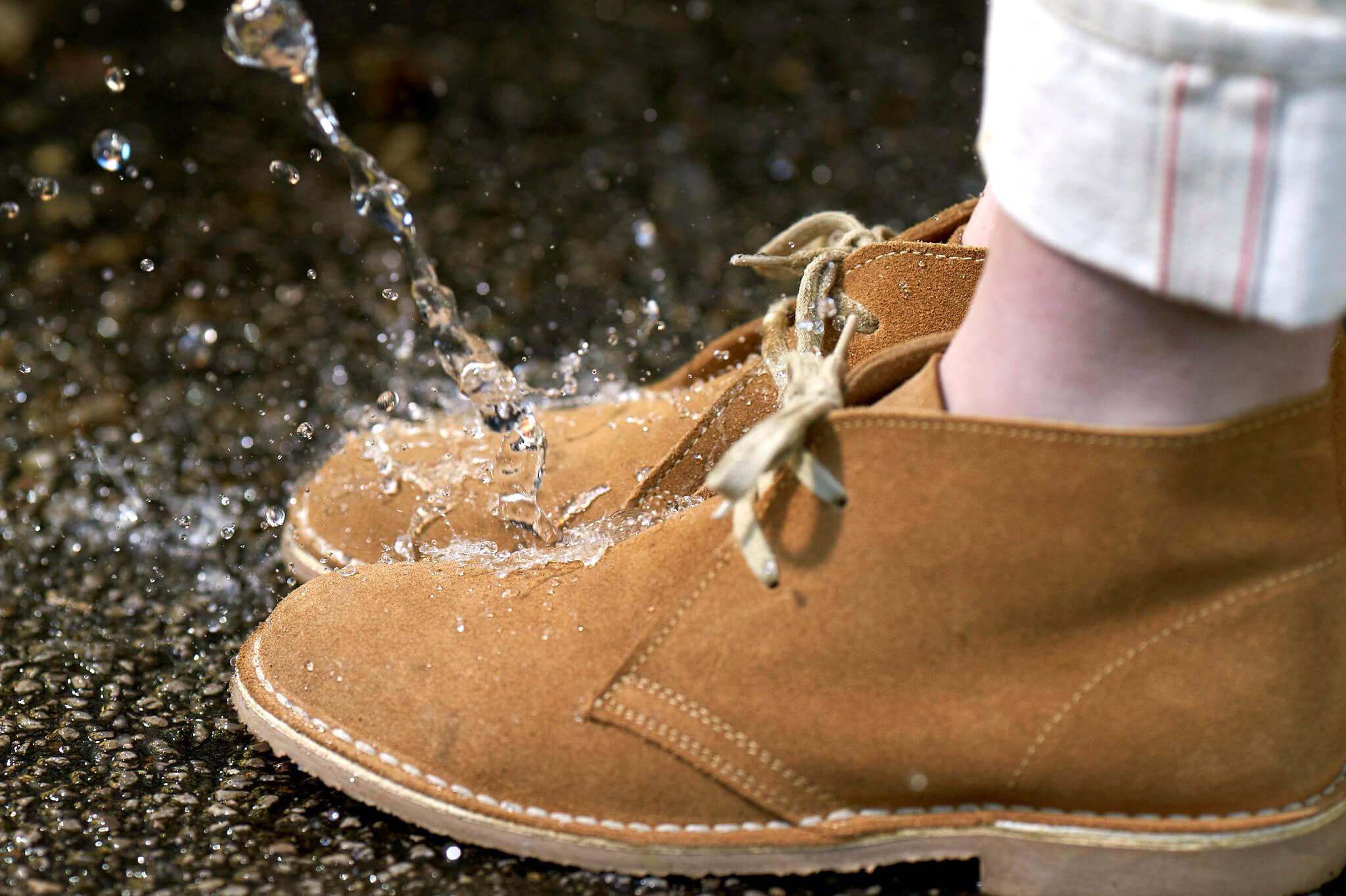 водоотталкивающая эмульсия для обуви