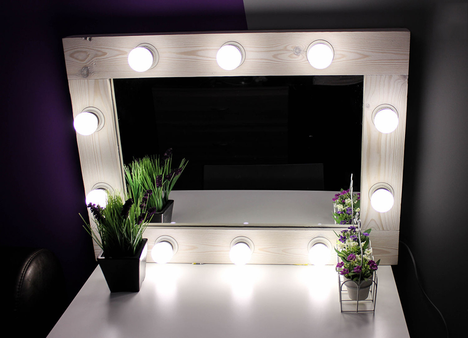 метрополитен зеркало с подсветкой своими руками фото оттенок