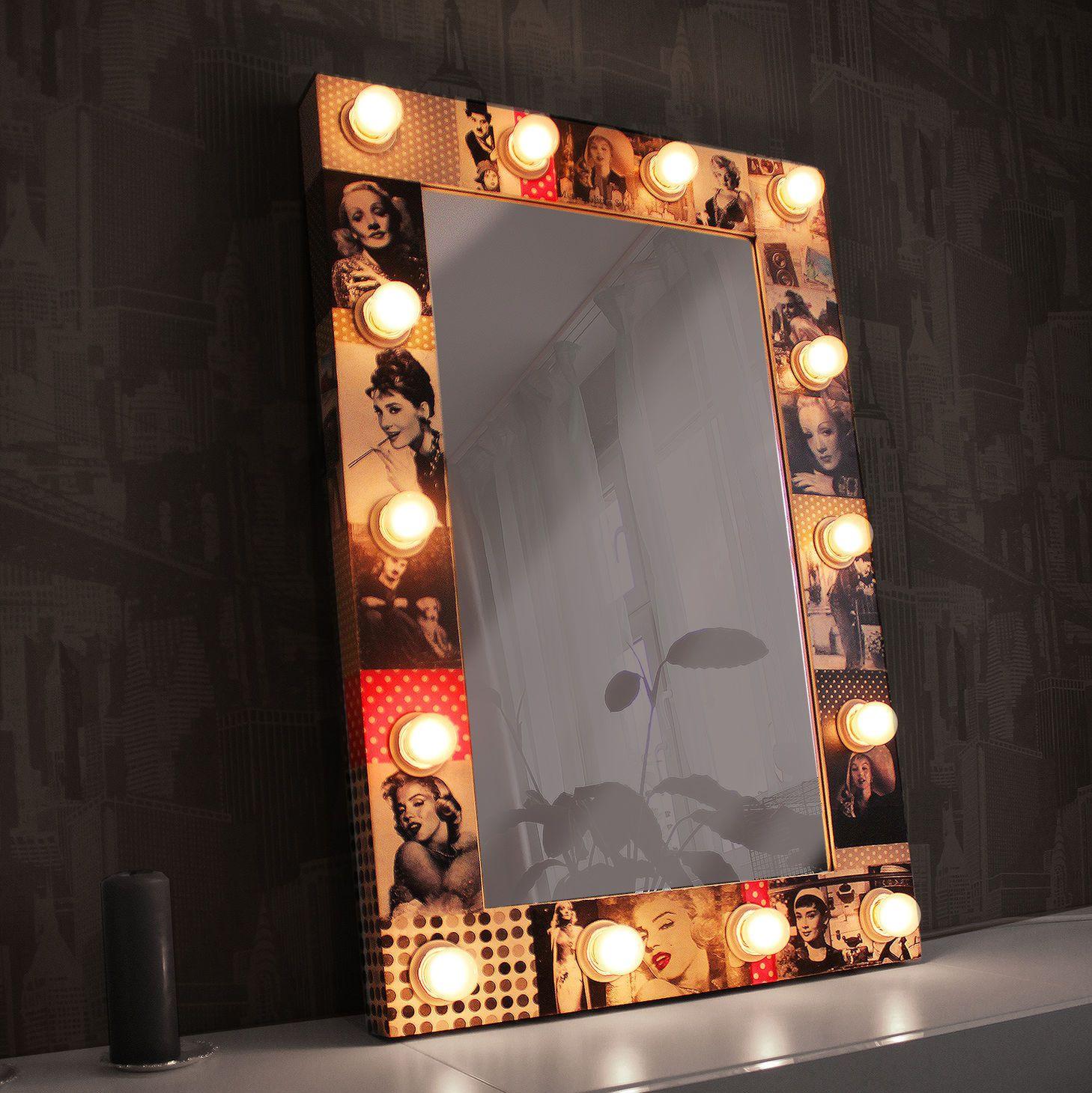 здание форме зеркало с подсветкой своими руками фото про