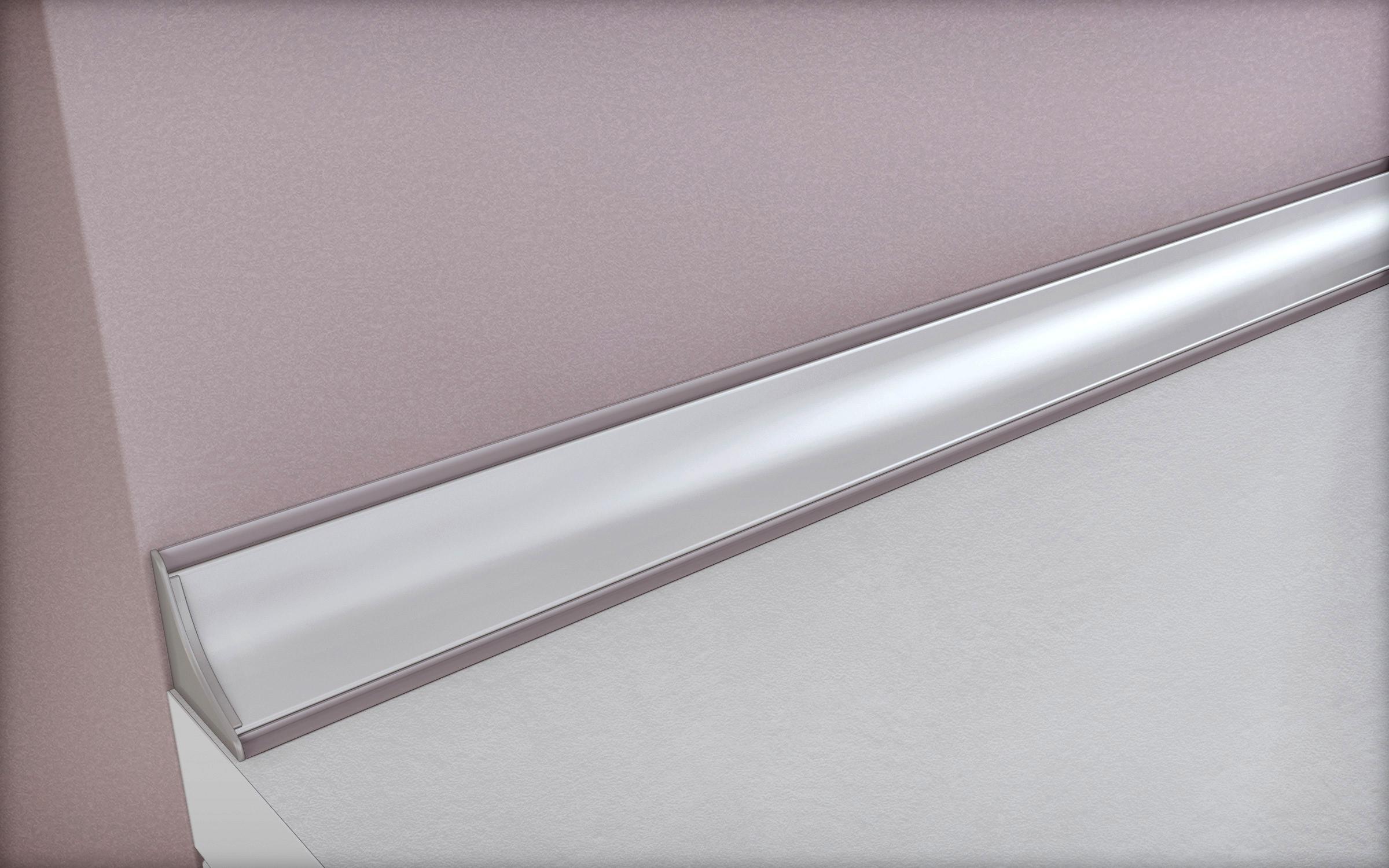 алюминиевый плинтус для столешницы идеи фото