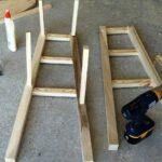 изготовление барного стула
