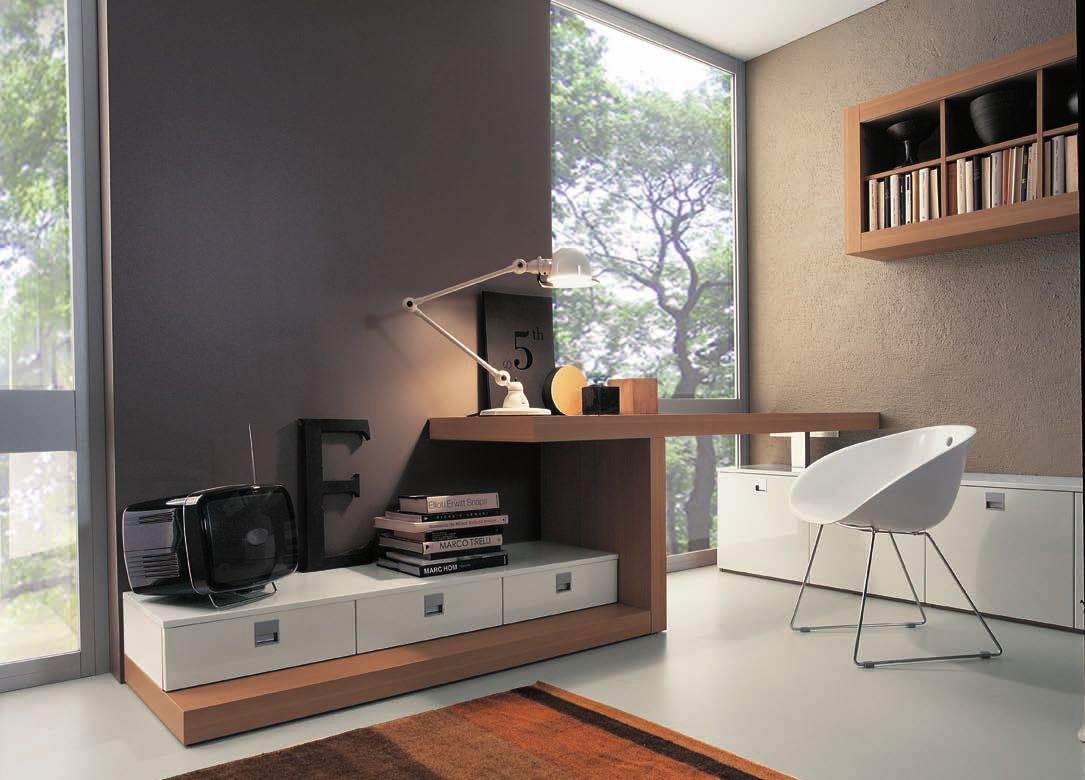 компьютерный стол в гостиной решение фото работы начинаем удаления
