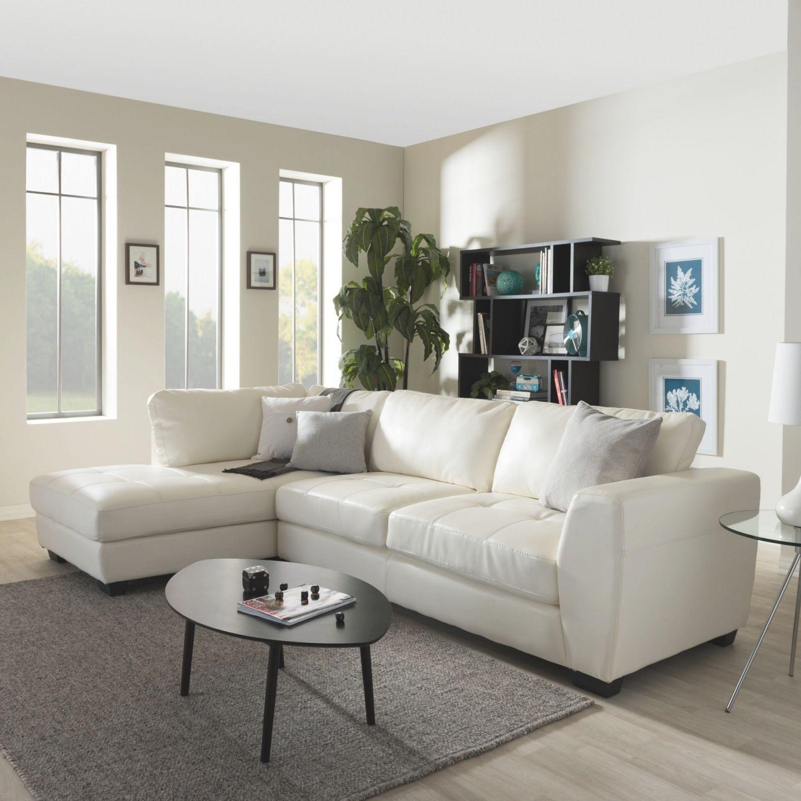 угловое размещение дивана
