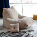 бескаркасная мебель идеи дизайна